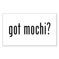 got mochi? Decal
