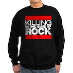 Rock On Sweatshirt (dark)