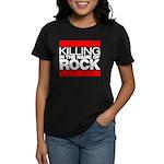 Rock On Women's Dark T-Shirt