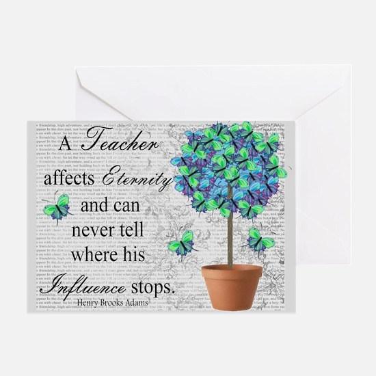 Retired Teacher butterfly blanket blue.PNG Greetin