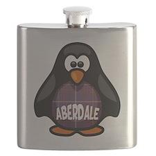 Aberdale Tartan Penguin Flask