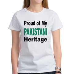 Proud Polish Heritage (Front) Women's T-Shirt