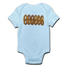 Philly Pretzel Original Infant Bodysuit