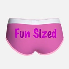 Fun Sized Women's Boy Brief
