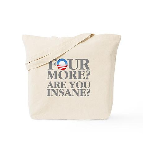 Four More? Tote Bag