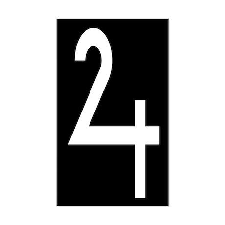 Symbol: Jupiter Rectangle Sticker