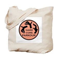 Hard Core Parkour Tote Bag