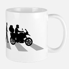 Motorcycle Traveller Small Small Mug