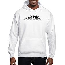 Motorcycle Traveller Hoodie Sweatshirt