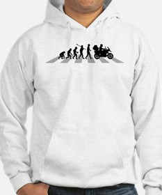 Motorcycle Traveller Jumper Hoody