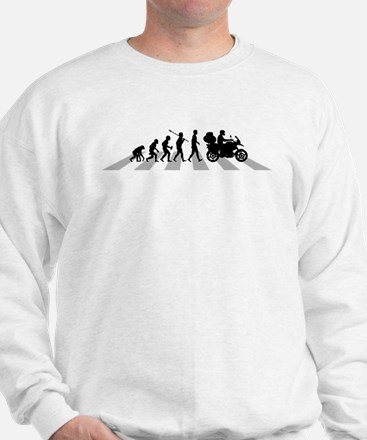 Motorcycle Traveller Sweater