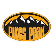 Pikes Peak Decal