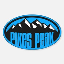 Pikes Peak Decal