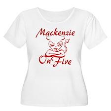 Mackenzie On Fire T-Shirt