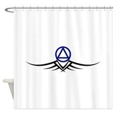 Mens Tribal 2000x2000.png Shower Curtain