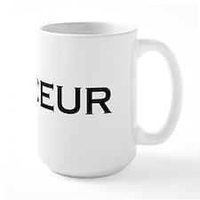 Traceur Mug