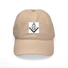 Masonic: Square & Compass Baseball Cap