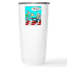 No Cows In My Coffee, Please Travel Mug