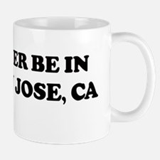 Rather: EAST SAN JOSE Mug