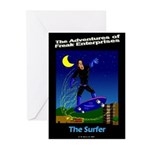 The Surfer Greeting Cards (Pk of 10)