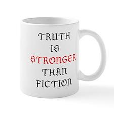 Truth Is Stronger Mug