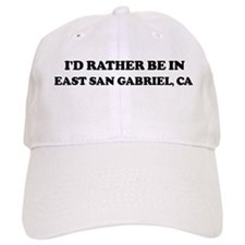 Rather: EAST SAN GABRIEL Baseball Cap
