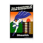 Stealth Mini Poster Print