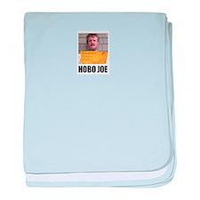 Hobo Joe baby blanket