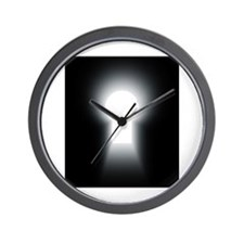 keyhole.jpg Wall Clock