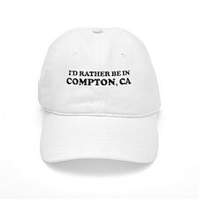 Rather: COMPTON Baseball Cap