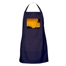Yellow Twlight Apron (dark)