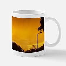 Yellow Twlight Mug