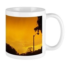 Yellow Twlight Mug
