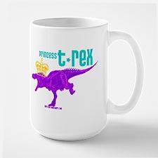 Princess T-Rex Mug