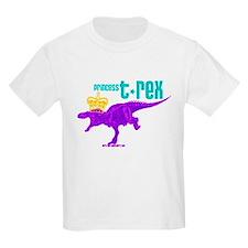 Princess T-Rex T-Shirt