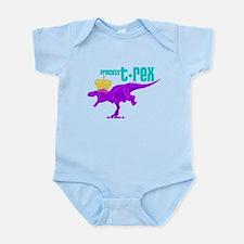 Princess T-Rex Infant Bodysuit
