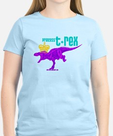 Princess T-Rex T-Shirt