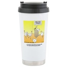 ChickenHead Anonymous Travel Mug