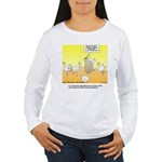 ChickenHead Anonymous Women's Long Sleeve T-Shirt