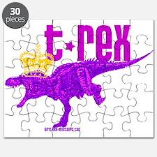 Queen Tyrannosaurus Puzzle
