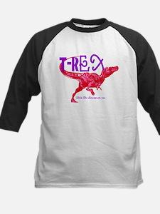 Hot Pink T-Rex Tee