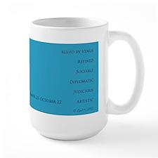 Libra Astrographix Mug
