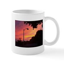 Orange Twilight Mug
