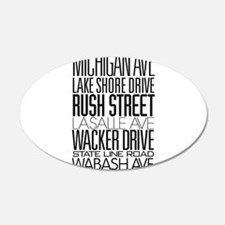 I Love ChiTown Wall Decal