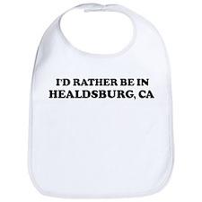 Rather: HEALDSBURG Bib