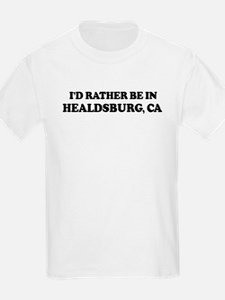 Rather: HEALDSBURG Kids T-Shirt