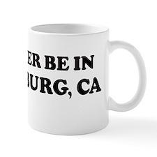 Rather: HEALDSBURG Small Mug