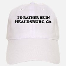 Rather: HEALDSBURG Baseball Baseball Cap