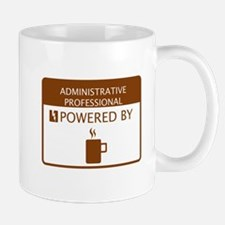 Administrative Professional Powered by Coffee Mug