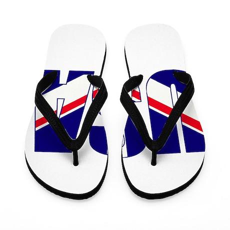 USA Proud Flip Flops